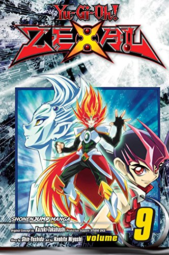 Yu-Gi-Oh! Zexal 9: Shonen Jump Manga Edition