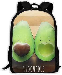 Laptop Backpack 处理 Avocuddle Zipper College Bookbag Daypack Travel Rucksack Gym Bag For Man Women