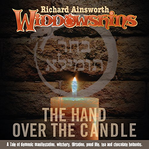The Hand Over the Candle audiobook cover art