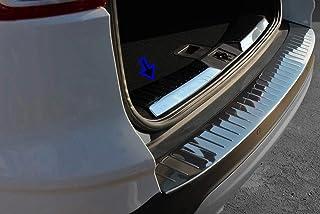 129x17,5cm trasparente - pellicola di protezione verinice auto Aderenza perfetta Protezione paraurti - autoadesivo in.tec