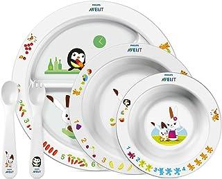 مجموعة وقت الطعام فيليبس افينت للاطفال، 6 شهور - SCF716/00