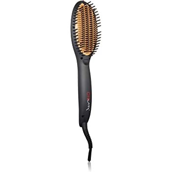 CHI Tourmaline Ceramic Heated Paddle Brush