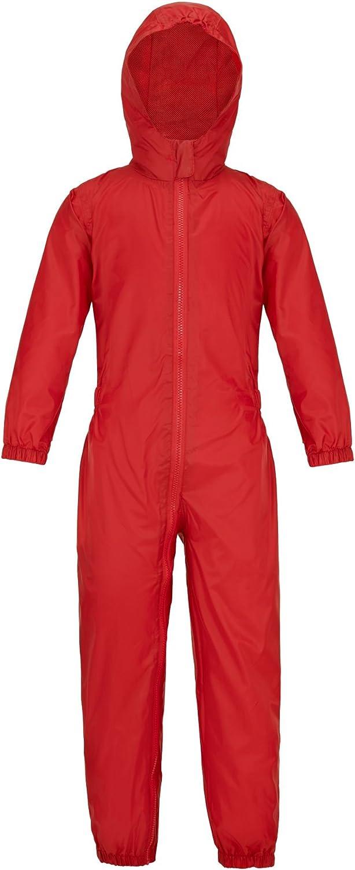 Wetplay Puddle Splash Rain Suit Waterproof All in One Kids Rainsuit Childrens Childs Boys Girls