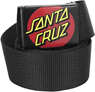 Santa Cruz Men's Classic Dot Web Belt