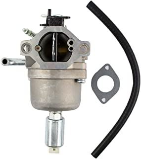 MOTOKU Carburetor for Briggs & Stratton 796587 591736 594601 19.5 HP Engine Craftsman Riding Mower Lawn Tractor 19HP Intek Single Cylinder OHV Motor Nikki carb