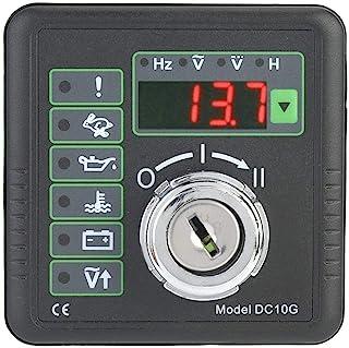 Módulo del controlador del generador, DC10G Módulo generador del panel de control de arranque manual y automático para arrancar y detener el motor manualmente