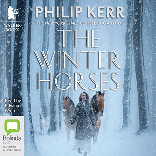 The Winter Horses cover art