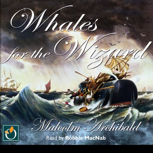 Whales for the Wizard cover art