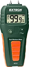 EXTECH MO55 - Combination PIN/PINLESS Moisture Meter