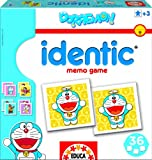 Educa Juegos - Doraemon Identic, 36 Cartas (15662)