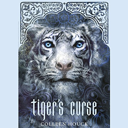 Tiger's Curse audiobook cover art