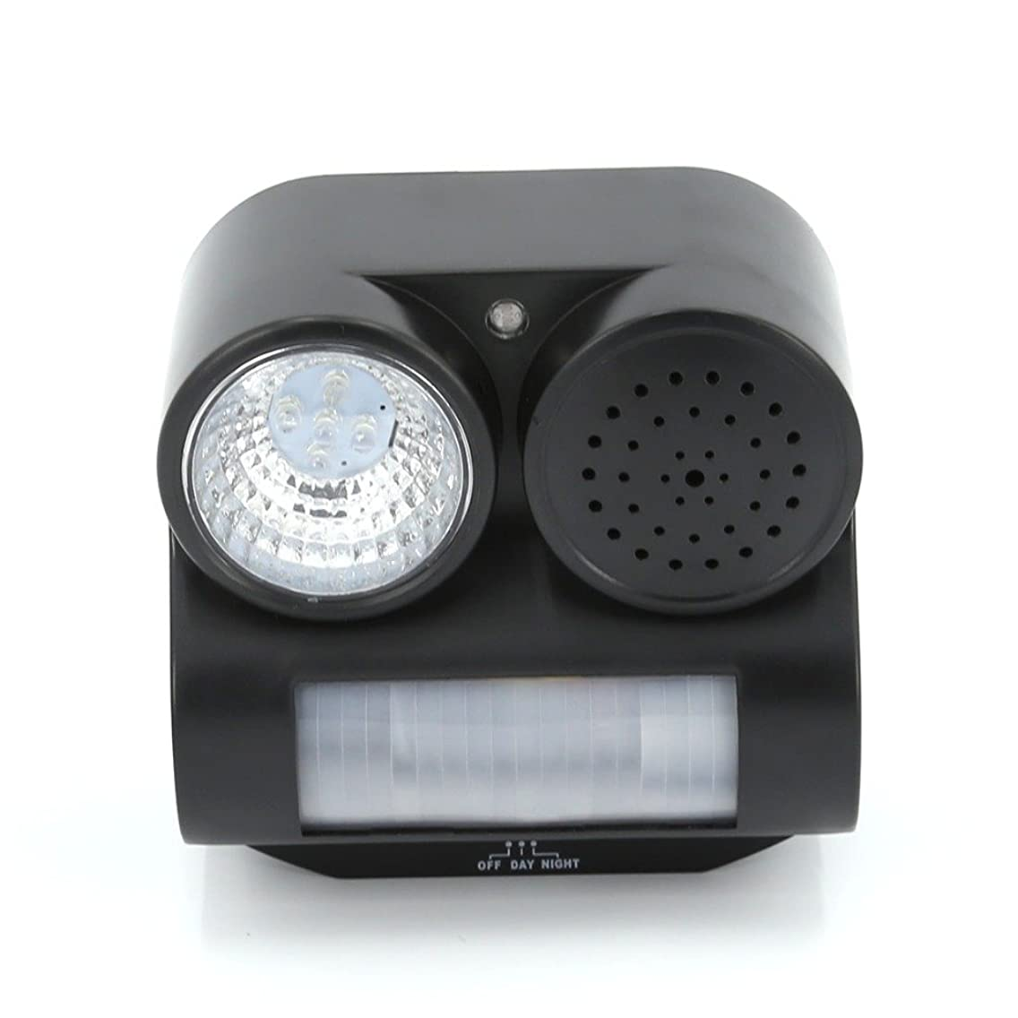 SYH01 1PCS X Ultrasonic PIR Bird Repeller Control with LED