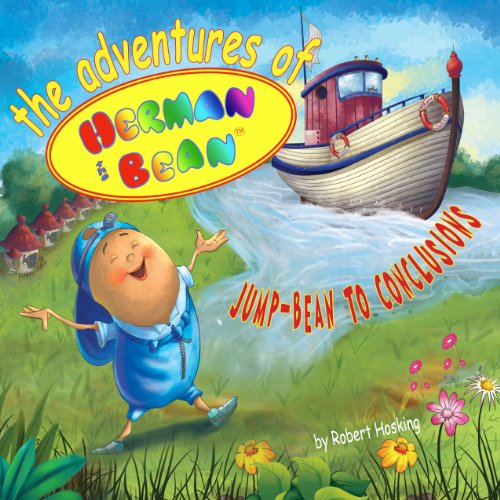 The Adventures of Herman the Bean: Jump-bean to Conclusions cover art