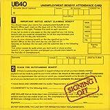 Songtexte von UB40 - Signing Off