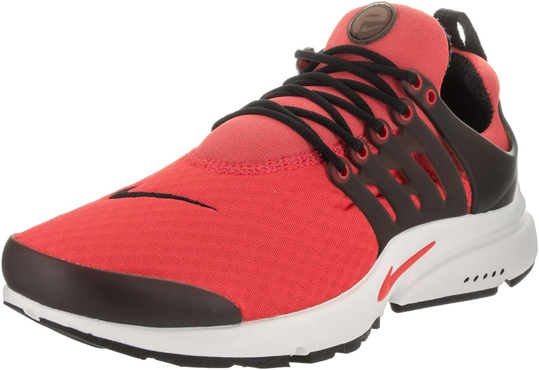 Nike Men's Air Presto Essential Red Black 848187-600