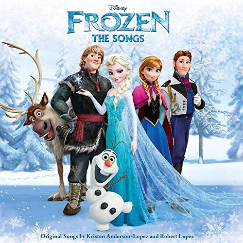 Frozen - The Songs