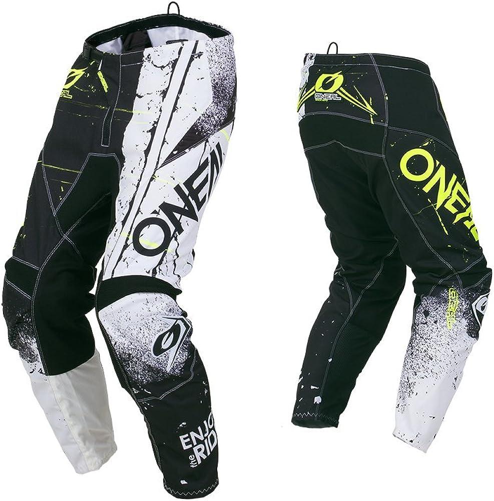 O Neal Fahrrad Und Motocross Ausrüstung 34 Schwarz 010e 834 Bekleidung