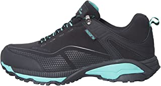 Mountain Warehouse Chaussures imperméables Collie pour Femmes - Légères, Respirantes, Chaussures de randonnée Douces - idé...