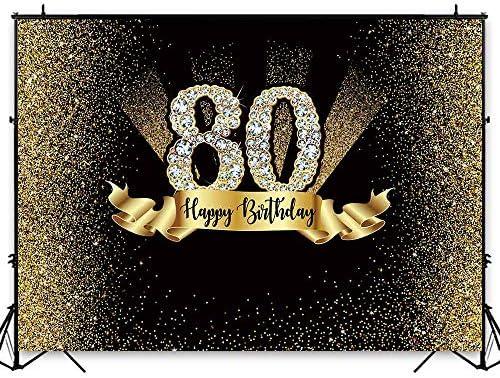 80th birthday background _image4