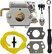 Dalom 753-04333 Carburetor + Carb Adjustment Tool for MTD Ryobi 700r 720r 704r 705r 725r 775r 790r 600r 725rE 750r 765r 766r 767r Trimmer Brushcutter