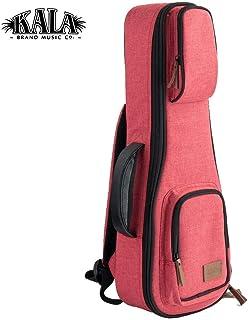 KALA カラ ウクレレ用 ギグバッグ Sonoma Coast Collection バリトンサイズ (U・BASS兼用) Russian River Red DC-B-RD 【国内正規品】