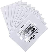 Bonsaii Paper Shredder Lubricant Sheet, 40-Pack