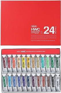 ホルベイン 透明水彩絵具 24色セット W444 3444