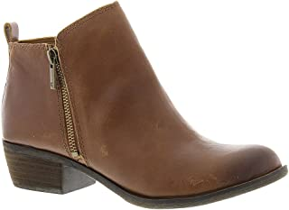 dc042ebd3a71 Amazon.com  Lucky Brand - Ankle   Bootie   Boots  Clothing