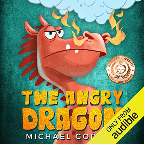 The Angry Dragon  By  cover art