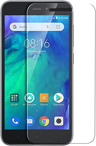 BK Jain Accessories Tempered Glass For Redmi GO Redmi GO Temper Glass Redmi GO Screen Guard Redmi GO Tempered Glass MI GO Temper Glass MI GO Screen Guard One Tempered Glass