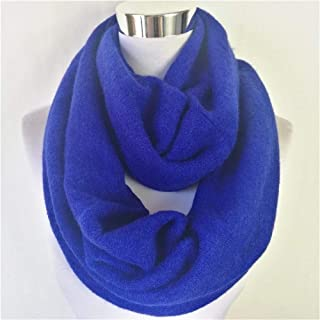 NJTSXLM 2019 Autumn Winter Women Scarves Soft Comfortable Solid Color Warm Scarf for Women (Color : Blue)