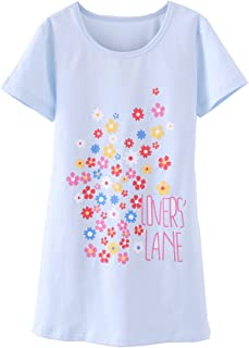 ABClothing Cotton Grils Camicia da Notte Vary Colors 3-10 Anni