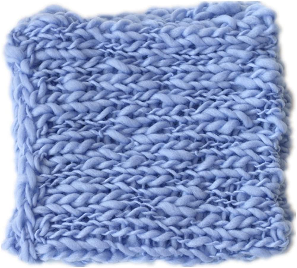 Newborn Baby Photo Props Blanket Wrap Pos Japan's largest assortment Twist Knitted Handmade Max 57% OFF