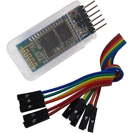 DSD TECH HC-05 Classic Bluetooth 2.0 Serial Wireless Module for UNO R3 Nano (Basic Version)