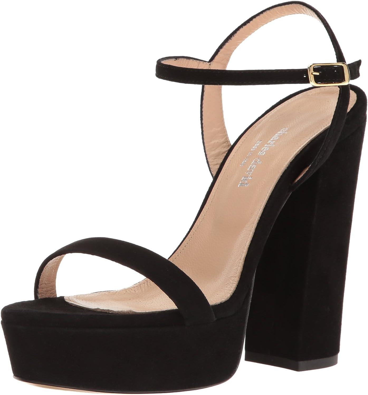 Charles David Womens Retro Platform Dress Sandal