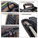 Immagine 2 cahaya borsa chitarra boema custodia
