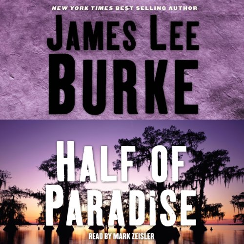 Half of Paradise audiobook cover art