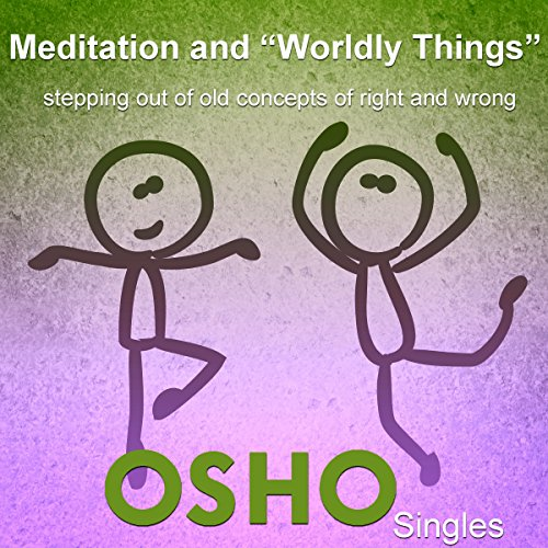 """Meditation and """"Worldly Things"""" cover art"""