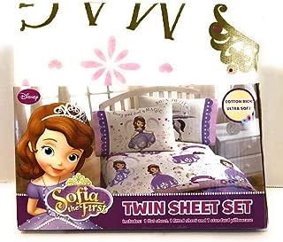 Disney Sofia the First Sheet Set - Twin