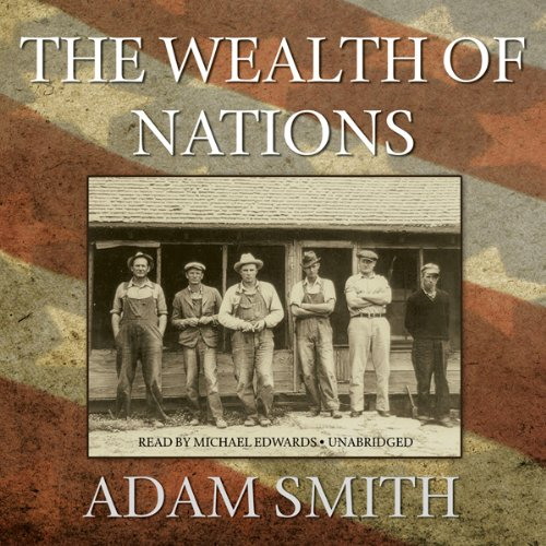 Couverture de The Wealth of Nations