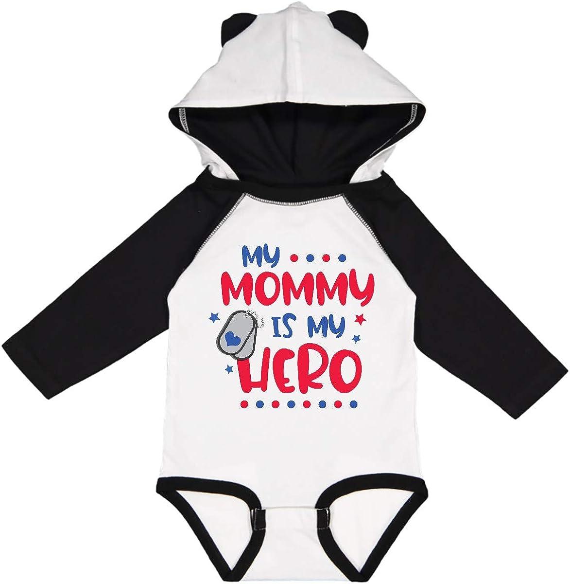inktastic Memorial Day My Mommy Popular standard is Hero Max 52% OFF Creeper Sleeve Long