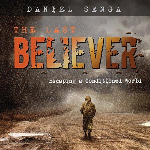 The Last Believer audiobook cover art