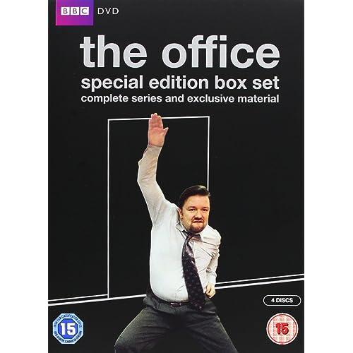 The Office - Complete ado de la UE] [Internacional]