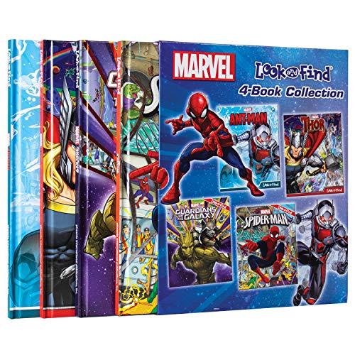 Marvel - Spider-man, Guardians of t…