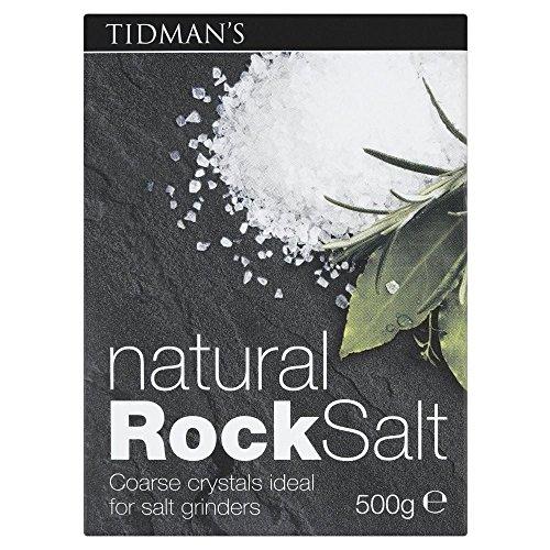 Tidmans | Tidmans Rock Salt | 1 X 500G
