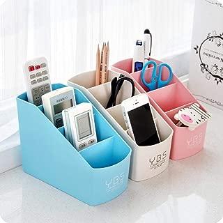 $25 » ICCUN 4 Grids Desk Organizer Desktop Office Pen Pencil Holder Storage Cosmetic Box Desk & Drawer Organizers