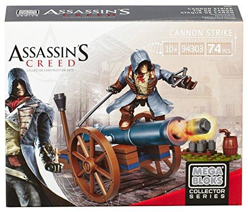 Assassin'S Creed - Ataque de cañón (Mega Bloks DBJ018)