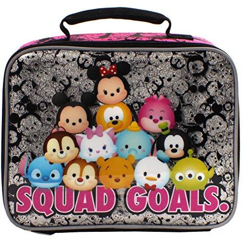 Disney Tsum Tsum 'Squad Goals' Insulated Lunch Box
