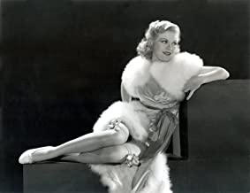 Posterazzi Ginger Rogers 1934. Photo Poster Print, (10 x 8)
