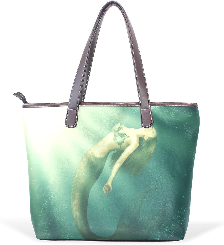TIZORAX , Damen Tote-Tasche mehrfarbig B07FT9TSTJ  Ausgezeichnete Funktion